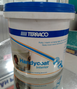 Putty Handycoat interior 5Kg